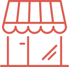 decorative storefront icon